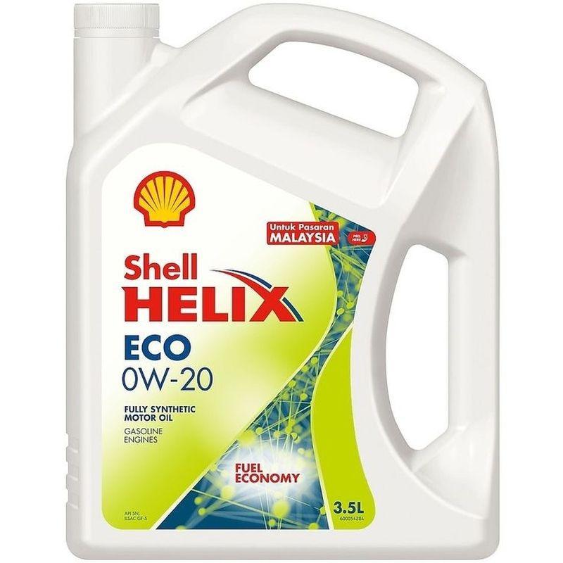 Shell Helix ECO 0W-20