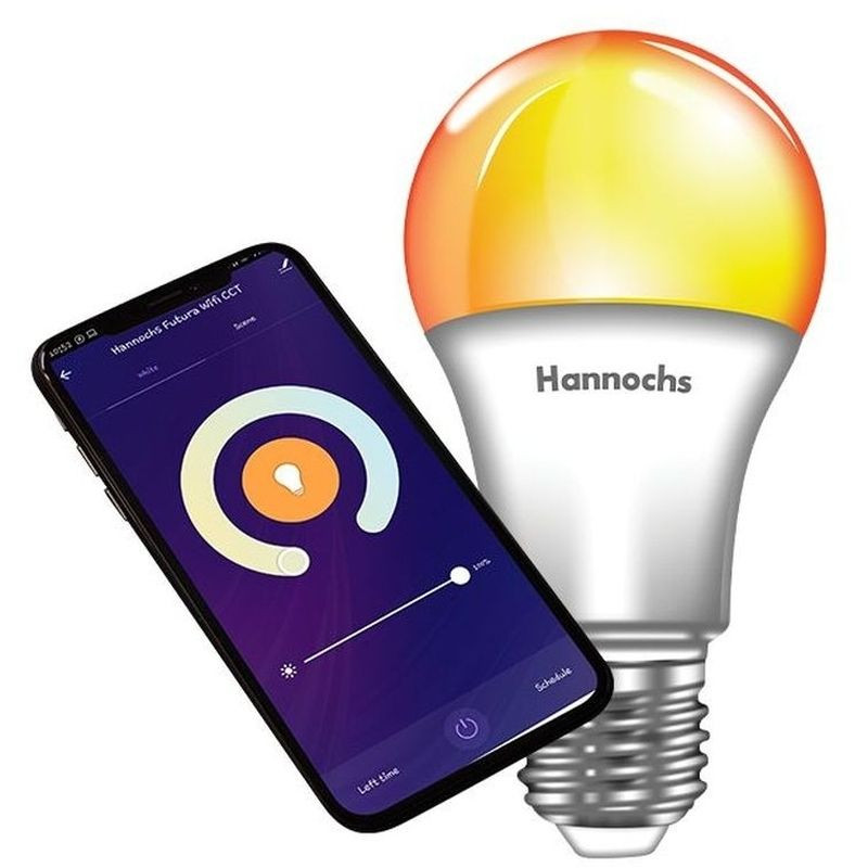 Hannocs LED Futura 14W CCT